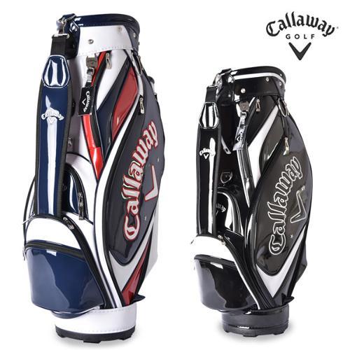 캘러웨이 솔리드 캐디백 골프백 카트백 골프가방 골프용품 필드용품 SOLID CB