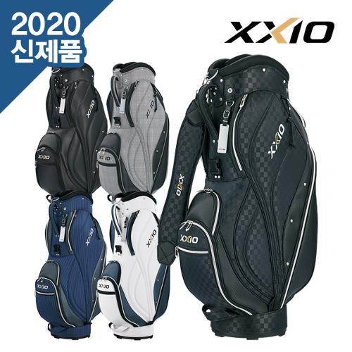 [2020년신제품]던롭 젝시오 GGC-X111 어쎈틱 2.9kg초경량 9.5인치 캐디백-5종칼라