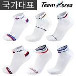 Team Korea 남녀 스포츠양말 단목1족 택1 /골프양말