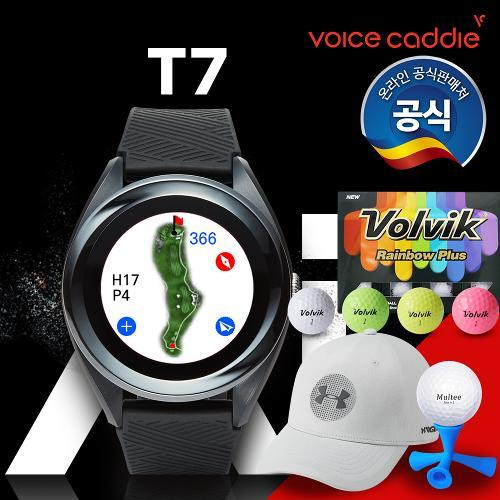 [사은품증정] 보이스캐디 T7 시계형 거리측정기/공식판매원