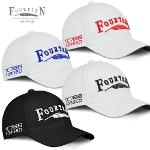 FOURTEEN 포틴 CA8212 남성 골프 모자 4종택1