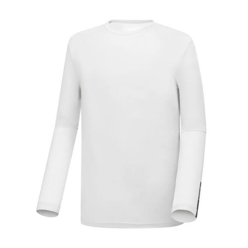 [와이드앵글] 남성 냉감 라운드 베이스레이어 긴팔티셔츠 WMM18210W3