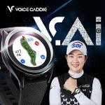 [테일러메이드골프공증정][보이스캐디정품]2020년 신제품 A1 시계형 골프 거리측정기