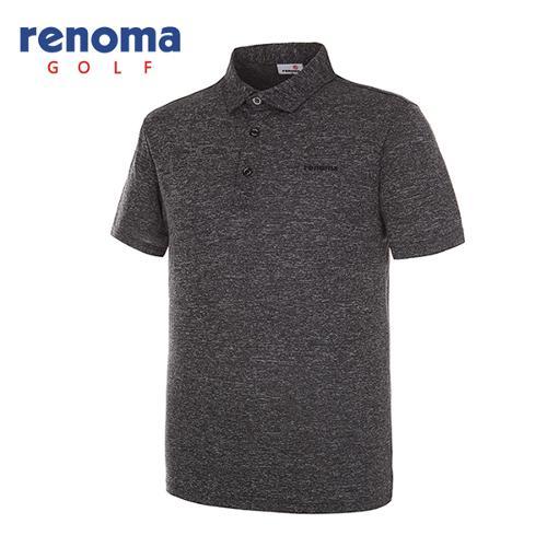 [레노마골프]남성 베이직 카라 반팔 티셔츠 RMTYG2140-195