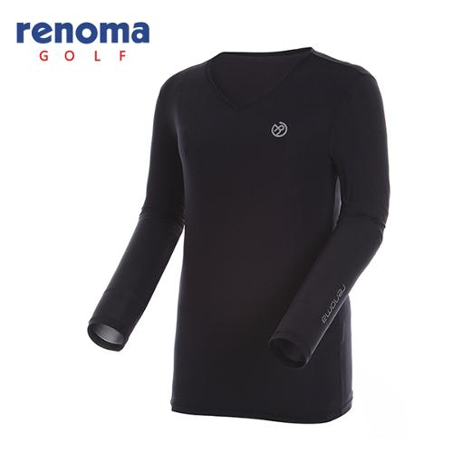 [레노마골프]남성 브이넥 이너웨어 티셔츠 RMTRG2138-199