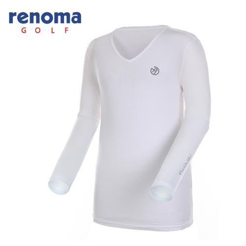[레노마골프]남성 브이넥 이너웨어 티셔츠 RMTRG2138-100