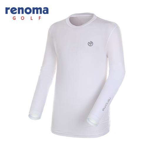 [레노마골프]남성 라운드 이너웨어 티셔츠 RMTHG2137-100