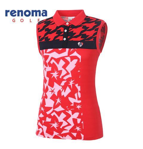 [레노마골프]여성 캐주얼 민소매 티셔츠 RWTSG6116-500