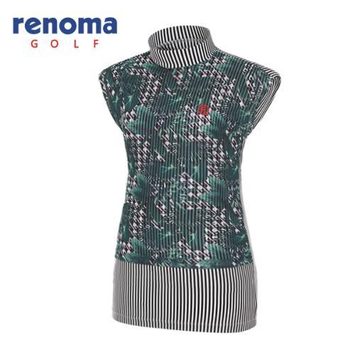 [레노마골프]여성 트로키컬 민소매 티셔츠 RWTSG6140-199