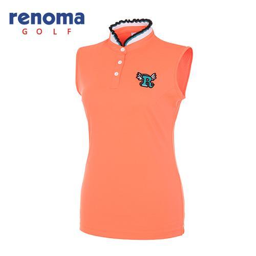 [레노마골프]여성 프릴 카라 민소매 티셔츠 RWTSG6118-301