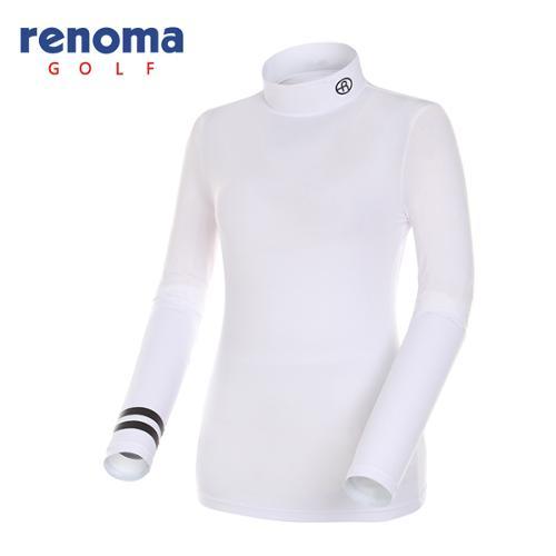 [레노마골프]여성 심플 이너웨어 티셔츠 RWTHG6105-100