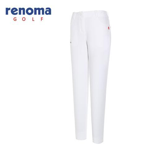 [레노마골프]여성 컬러 로고 라인 팬츠 RWPTG6501-100