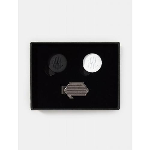 [빈폴골프] [NDL라인] 매트 로고 3색 볼마커 (BJ028ZL401)