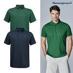 [20SS]남성 수입 멜란지 반팔 티셔츠 (M0111MTS3A)