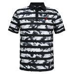 [르꼬끄골프] [20SS]남성 하동호콜라보 시그니처 패턴 티셔츠(G0121MTS30) (G0121MTS30)