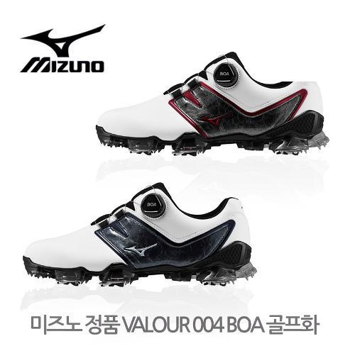 미즈노 정품 2020 벨루아 004 보아 남성 골프화 스파이크 VALOUR 004 BOA