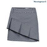 [먼싱웨어] [20SS]여성 패턴 셔링 H라인 스커트 (M0222LSK4B)