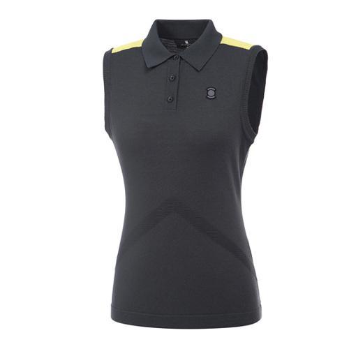[와이드앵글] 여성 슬리브리스 여름 민소매 스웨터 L WWM20K01C6