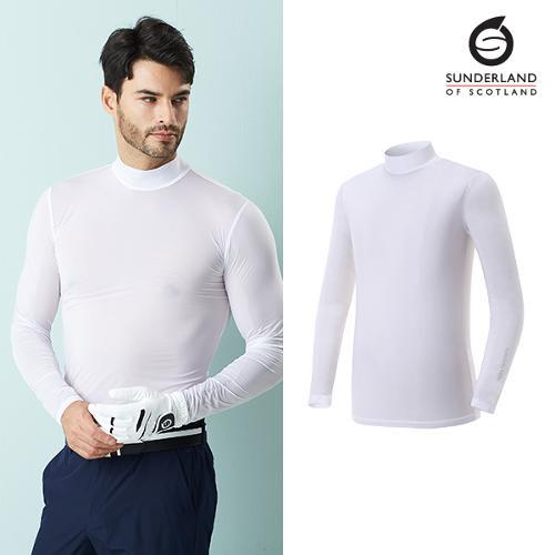 선덜랜드  남성 얇은원단 냉감티셔츠 - 16021IW01