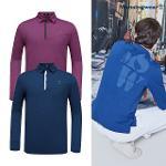 [먼싱웨어] [20SS]먼싱 남성 레터링 긴팔 티셔츠 (M0221MTL41)