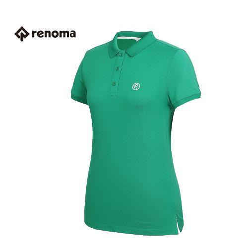 [레노마골프] 여성 베이직 카라 반팔 티셔츠 RWTPG6101-131