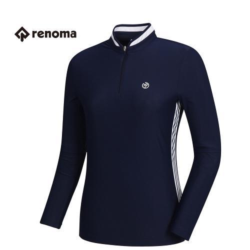 [레노마골프]여성 기능성 져지 반집업 티셔츠 RWTRH5113-915