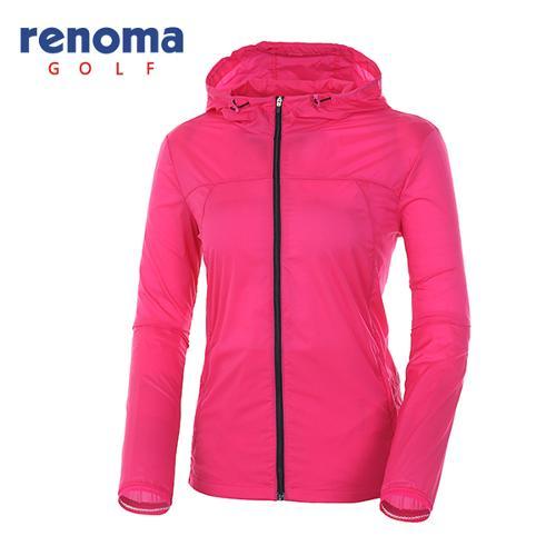 [레노마골프]여성 홑겹 초경량 바람막이 점퍼 RWJUH6301-430