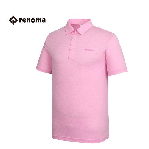 [레노마골프] 남성 심플 카라 반팔 티셔츠 RMTYG2140-403