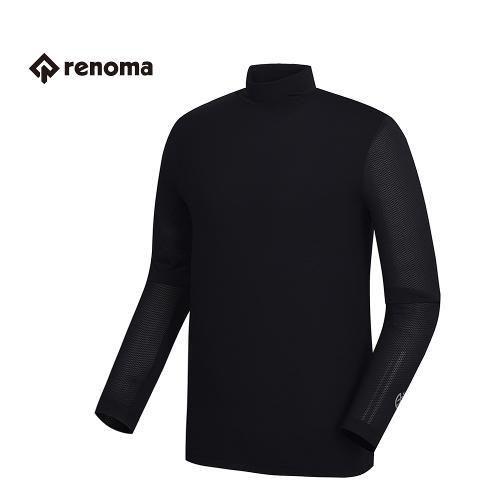 [레노마골프] 남성 심플 반목 티셔츠 RMTHG2128-199