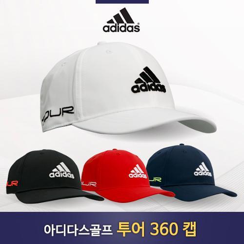 [아디다스골프] 2020 투어 360 남성 여성 골프캡 모자