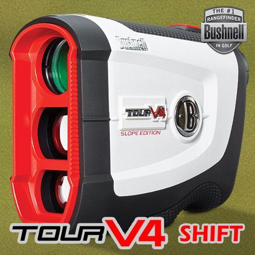 [부쉬넬] 투어 V4 SHIFT 슬로프 골프 거리측정기