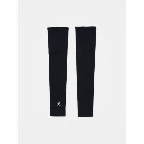[빈폴골프] 남성 블랙 솔리드 냉감 암슬리브 (BJ0384B015)