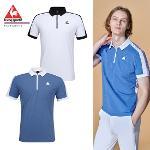 [20SS 신상]남성 소매 라인포인트 반팔 티셔츠 (G0221MTS45)