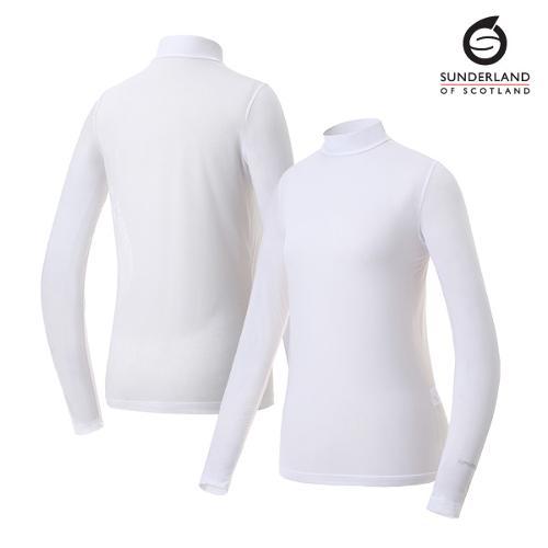 선덜랜드 여성 국내 등메쉬 냉감 티셔츠 - 16022IW28