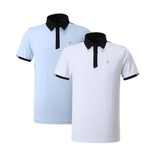 이안폴터 디자인 남성 반전반팔 티셔츠 - 3602-101-69
