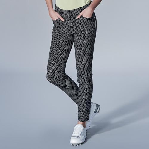 [먼싱웨어] [20SS]여성 냉감 트리코트 잔패턴 팬츠 (M0222LPT42)