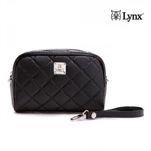 링스 제니 파우치_OKK-0401_블랙 Lynx jenny pouch