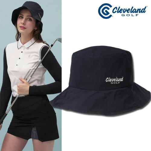 [클리브랜드골프] 와펜로고 남녀공용 골프 벙거지모자/골프용품/골프챙모자_CGKMCP005