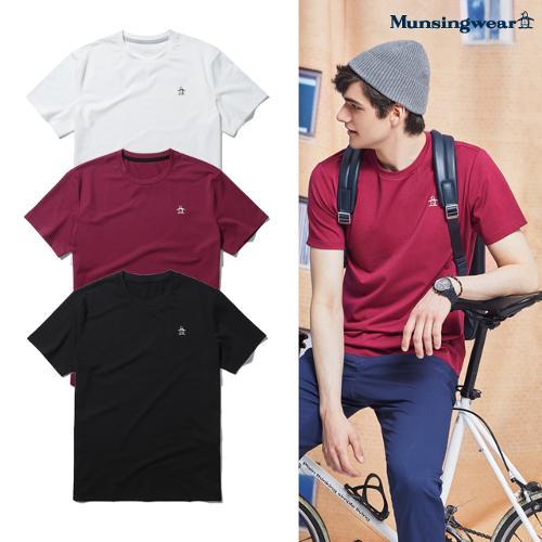 [먼싱웨어] [20SS] 먼싱 남성 세이브 더 펭귄 반팔 티셔츠 (M0221MTS50)