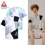 [20SS 신상]남성 올오버 패턴 라운드 반팔 티셔츠 (G0221MRS41)