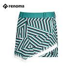 [레노마골프]여성 패턴 지퍼 포켓 큐롯 RWPCG5521-131_G