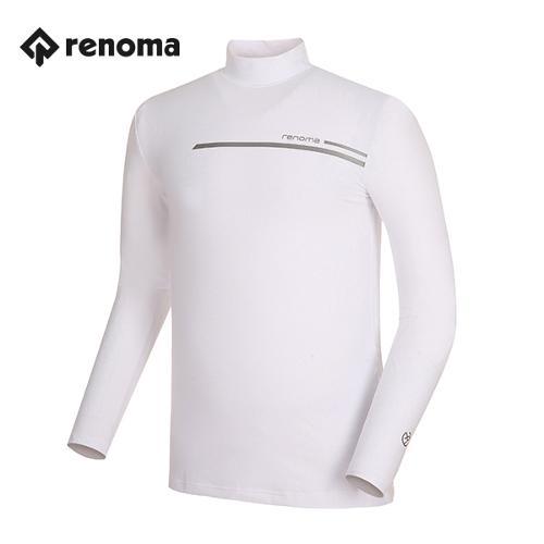 [레노마골프]남성 스포티 레이어 티셔츠 RMTHG1102-100_G