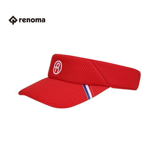 [레노마골프]남성 심플 로고 자수 썬캡 모자 RMACG2806-500_G