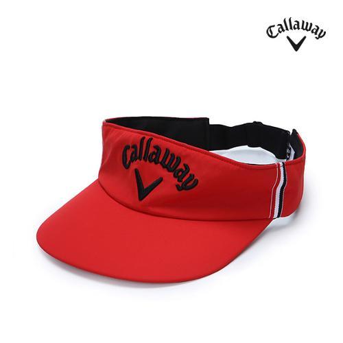[캘러웨이]남성 로고 자수 썬캡 모자 CMACG1810-500_G