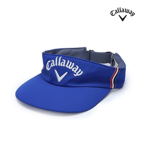 [캘러웨이]남성 로고 자수 썬캡 모자 CMACG1810-906_G