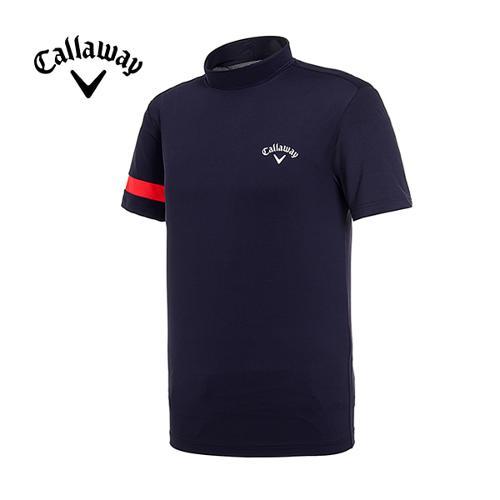 [캘러웨이]19SS 남성 슬리브 하이넥 티셔츠 CMTHI2251-925_G