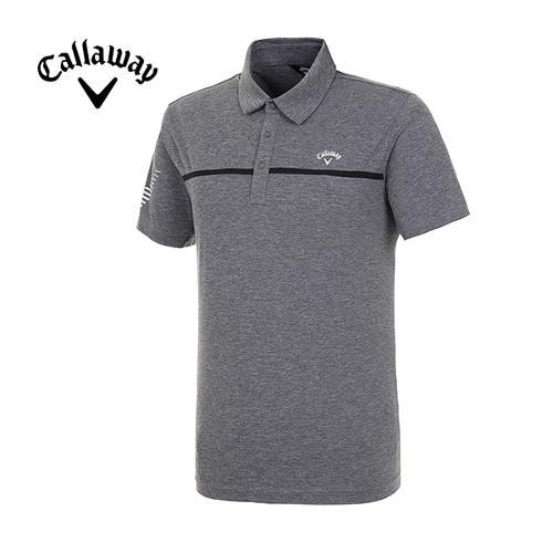 [캘러웨이]19SS 남성 스트레치 반팔 티셔츠 CMTYI2353-193_G