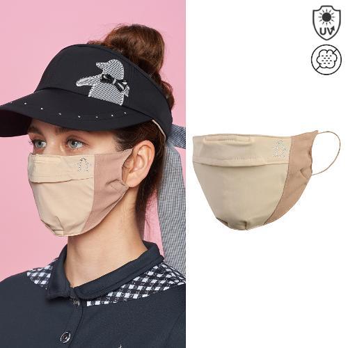 [먼싱웨어] [20SS] 먼싱 여성 필터 내장 냉감 마스크 (M0222LCM45)