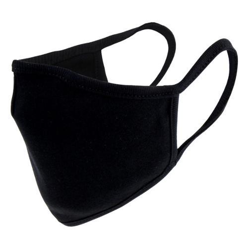 [KAXIYA] 카시야 국내생산 블랙 입체 면 마스크