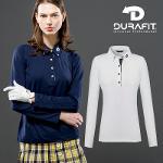 듀라핏 에어로 기어 여성 긴팔 티셔츠 WRPS202